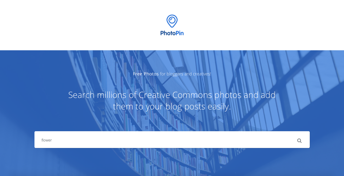 PhotoPin Webサイト