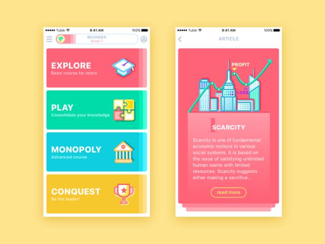 MoneyWiseのアプリ