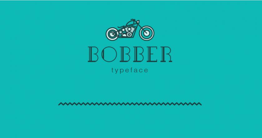 Bobber Free Typeface