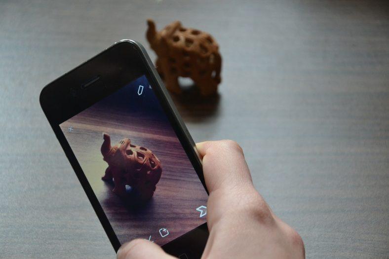 Iphone, Camera