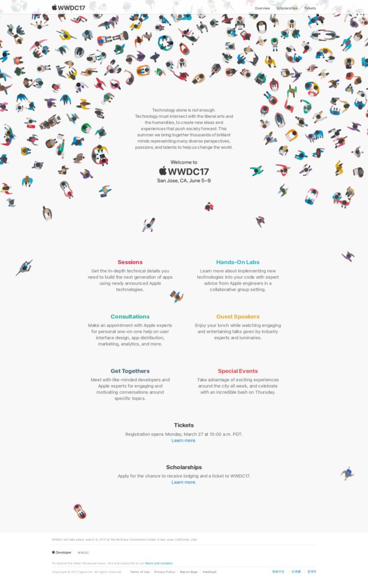 WWDC—Apple Developer