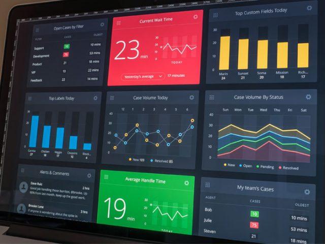 ダッシュボードはWebサイトの顔! 管理画面UIを見やすく設計するポイントと53のデザイン事例