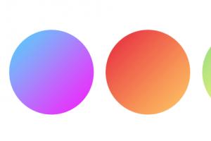 UIデザインで注目を浴びるグラデーションカラー。自然界の原理が関係していた!