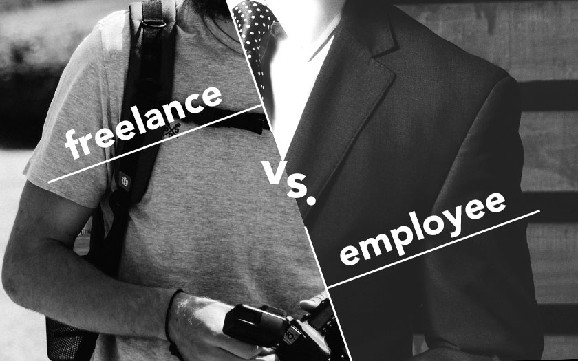 フリーランスと会社員を比較! メリット・デメリット・やるべきことまとめ