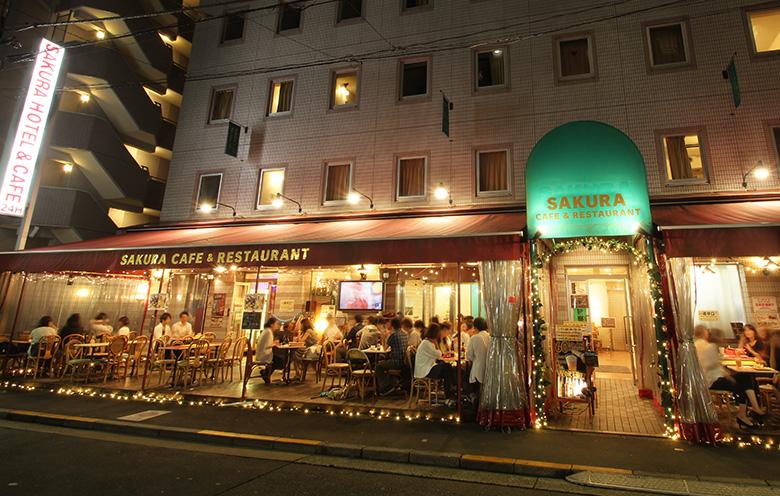 SAKURA CAFE(サクラカフェ)