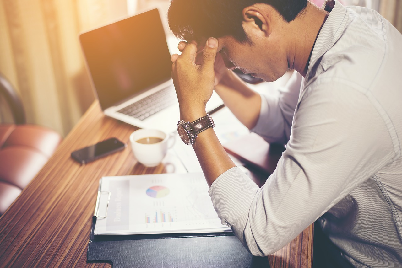 仕事中のストレス発散方法とストレスが発散できない人の特徴