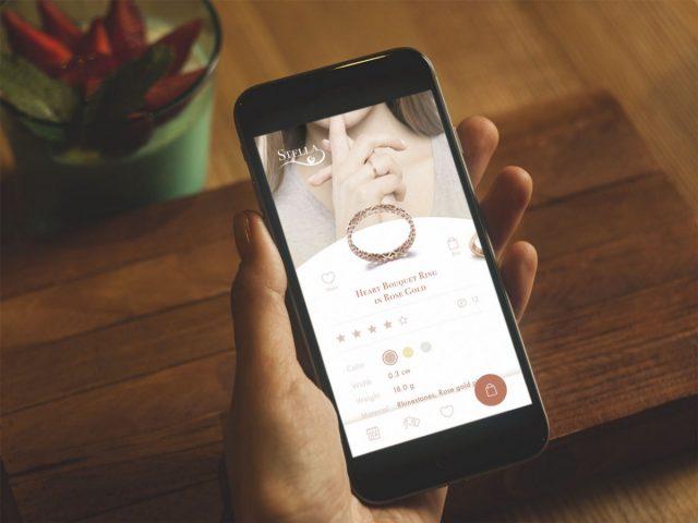 Jewellery Ecommerce App