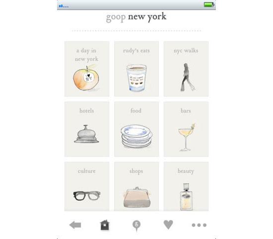 Goop New York