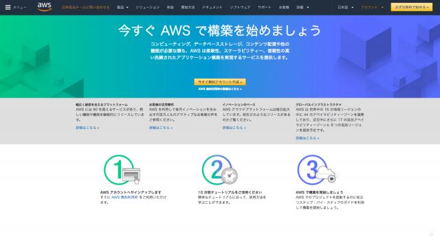 Amazon Web Services New