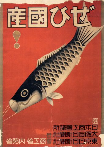 Japanese Illustration-Koi