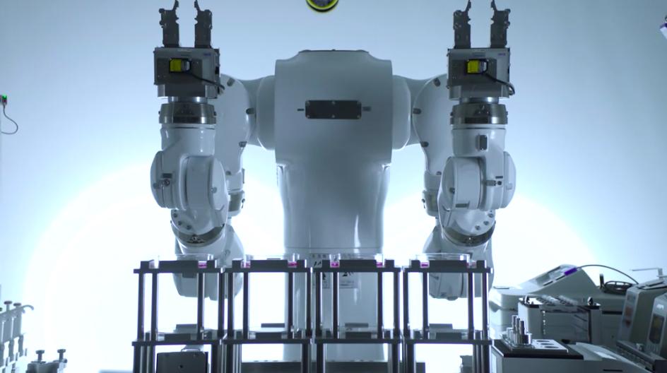 Robotic Biology Institute〜CM、HP作成