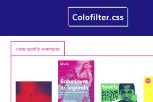 CSSフィルターのライブラリー&ツール13選!画像効果をデザインしよう