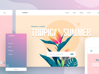 TropicalSummerDesign