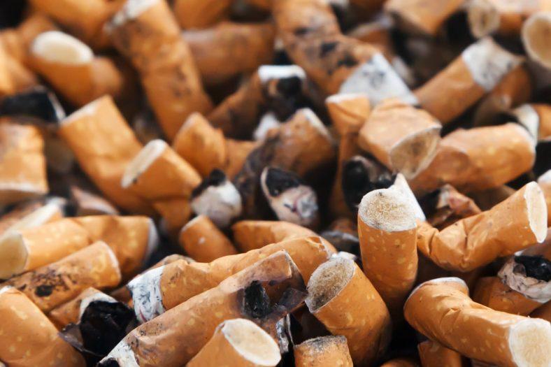 たばこ 吸殻