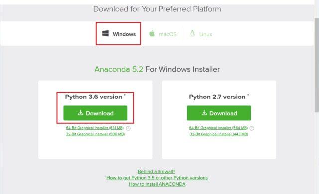 """△画像は <a href=""""https://www.anaconda.com/download/#windows"""" target=""""_blank"""" rel=""""noopener"""">https://www.anaconda.com/download/#windows</a> より引用"""