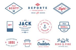 レトロなロゴデザインの作り方【前編】- 基礎知識と色使い、フォント選びのポイント