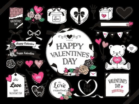 無料 バレンタインイラストのフリー素材サイト16選 おしゃれでかわいいデザインを Workship Magazine ワークシップマガジン