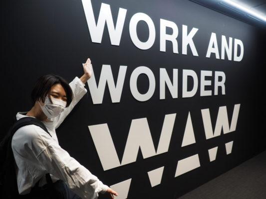 WORK AND WONDER WAW