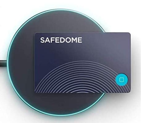 1.SAFEDOME カード型スマートタグ